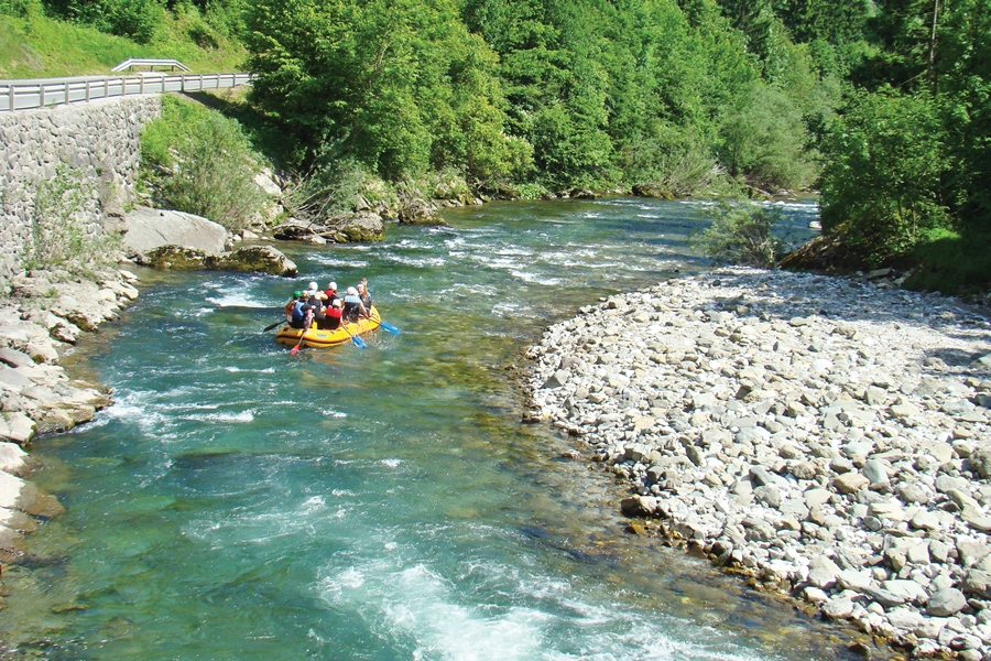 Sport center Prodnik Rafting Savinja